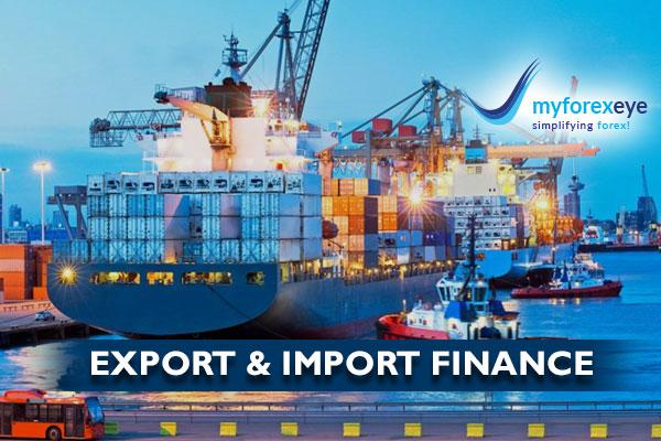 EXPORT & IMPORT FINANCE