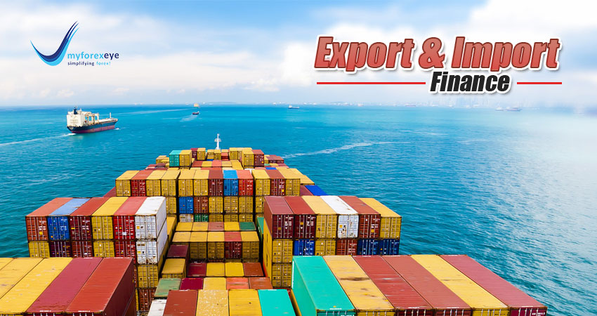 Export and Import Finance- Pre Shipment & Post Shipment